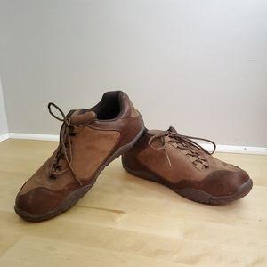 Men's Kuru Chicane Brown Hiking Shoes sz 12.5